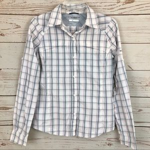 Columbia Omni Shade Outdoors Button Shirt
